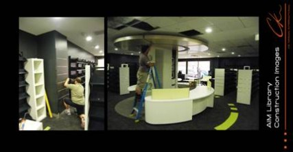 Construction Management aim sydney music